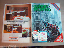GUERIN SPORTIVO=NR°52 1975 ANNO LXIII=PAROLA=GIACOMO AGOSTINI MOTO