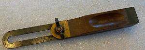 "Vintage STANLEY No. 25 6"" Sliding T Bevel Gage Woodworking Tool"