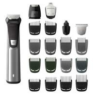 Philips Norelco Multi Groomer Mg7750/49-23 Piece, Beard, Body, Face, Nose, And
