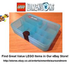 LEGO Dimensions Figures Gaming Capsule Box Organiser - LEGO Storage Box
