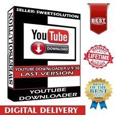 YouTube Downloader Software ✔ Aug 2020 ✔ Last Version ✔ Video Download