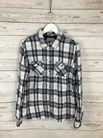 FAT FACE Shirt - UK16 - Check - Great Condition - Women's