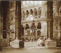 Costantinopoli Sainte-Sophie Turchia Placca Da Lente B1 Stereo Positive Vintage