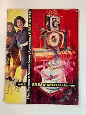 Vintage Catalogue UK - 1958 Green Shield Stamps