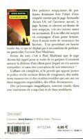 Livre Poche pas de pitié pour le juge Steve Martini Grasset 2002 policier book