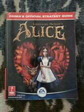 American McGee's Alice: Prima Official Strategy Guide