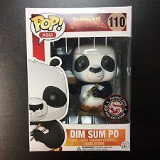 Funko POP Asia Kung Fu Panda Dim Sum Po Exclusive