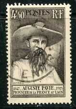 stamp / TIMBRE FRANCE OBLITERE N° 784 / CELEBRITE / AUGUSTE PAVIE