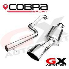 SE03 cobra Sport SEAT Leon Cupra 1.8T 1M-Mk1 99-05 Gato Trasera de Escape no resuena