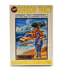 Thunderbirds - Gordon Tracy with Thunderbird 4 Plastic Character Model Kit