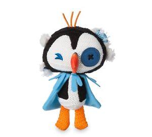 Disney Store Sir Jorgen Jorgenbjorgen Elsa Toy Olaf's Frozen Adventure Plush NWT