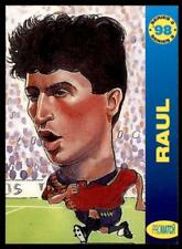ProMatch 1998 Series 3 - Spain Raul No.WC63