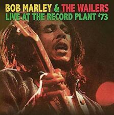 BOB MARLEY & THE WAILERS – LIVE AT THE RECORD PLANT '73 180G VINYL LP (NEW)