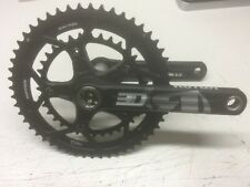 ROTOR 3D30 52/36 110BCD crankset, 172.5mm crank arms, NEW