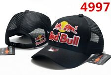 Black Original Red Bull Cap - New With Tag