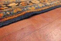 Authentic  Wool RNRN-5 3'3'' x 13'6'' Persian Bijar Rug