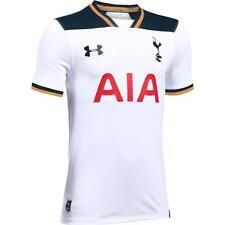Under Amour Tottenham Hotspurs Heim Trikot - Farbe Weiss - Gr. XL
