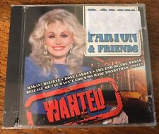 Dolly Parton & Friends Wanted Cd