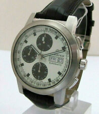 CANDINO AUTOMATIC CHRONOGRAPH ETA 7750, NEW OLD STOCK, SWISS MADE