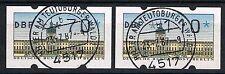 Berlín ATM 1 (70, 110 peniques), con sello, mié. 9,-