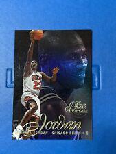 1996-97 Flair Showcase Row 2 Michael Jordan card #23 Chicago Bulls