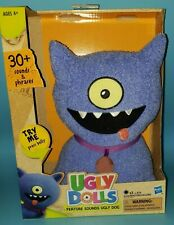 UGLY DOLLS UGLY DOG 30+ Sounds NIB