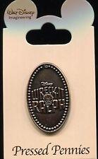 WDI Pressed Pennies Wreck it Ralph Logo LE 250 Disney Pin 97594