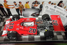 AAR EAGLE # 20 INDIANAPOLIS 500 de 1973 au 1/18 CAROUSEL 1 4705 voiture indy car