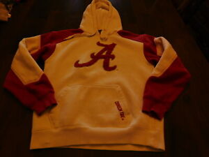 University of Alabama Hoodie Men's Size Small by Colosseum