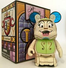 "DISNEY VINYLMATION 3"" BEAUTY AND THE BEAST SERIES 2 WARDROBE CLOSED COMMON TOY"