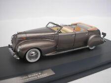 Lincoln Model K LeBaron Convertible Sedan 1938 Matrix 041 1/43