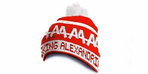 Asking Alexandria Logo Bobble Hat