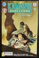 KAMANDI CHALLENGE #12a (of 12) (2018 DC Comics) ~ VF/NM Book