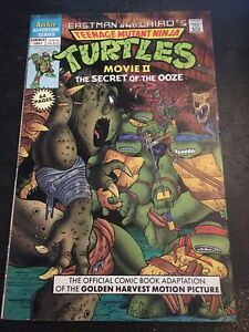 Teenage Mutant Ninja Turtles Adventures:Secret Of The Ooze(movie)(7.0)(1991)