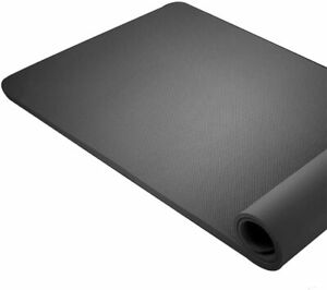 Exercise and Yoga Mat - 10mm Non-Slip Gym Mat for Fitness, Workouts, Yoga, Pilat
