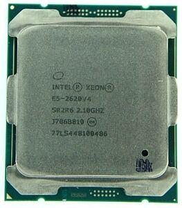 Intel Xeon E5-2620 V4 2.1GHz 8-Core SR2R6 (CM8066002032201) Processor w/Grease