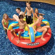 NEW Swimline Cyclone Spinner 90586 Inflatable Pool Beach Water Lake Toy 4 Kids