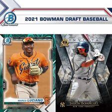 2021 Bowman Draft Baseball Lite Box Pre Sale December 2021 Franco Martin Jordan?