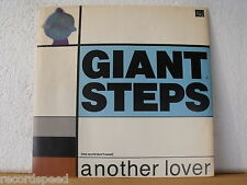 "★★ 12"" Maxi - GIANT STEPS - (The World Don´t Need) Another Lover (Re-Mix 7:43)"