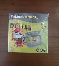 Pokemon Pinball Mini Nintendo Brand New Factory Sealed