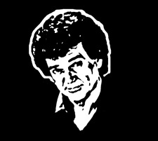 CONWAY TWITTY Country America Singer Songwriter Vinyl Sticker Decal