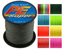 500M 4 Weave Super Strong Testing Spectra Extreme PE Braided Sea Fishing Line