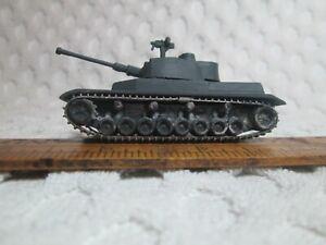 Model WWII German Tank? Rubber Tracks HO Scale #8 nr