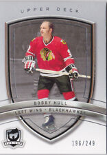 05-06 The Cup Bobby Hull /249 Chicago Blackhawks Base 2005