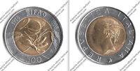 REPUBBLICA ITALIANA - IFAD 1978-1998 - 500 Lire BIMETALLICO 1998
