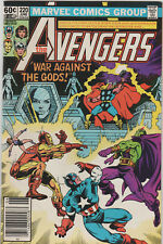 Avengers 220 Drax Story Origin Retold VF/NM RARE