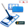 Microfiber Mop Pads - Reusable Mop Pads ONLY Washable & Reusable For Cleaning