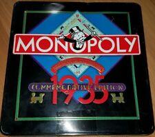 MONOPOLY 1935 COMMEMORATIVE EDITION GAME Complete