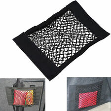 "Car Seat Side Back Mesh Interior Storage Net Bag Pocket Phone Holder 14.29"" New"