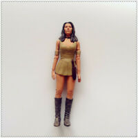 "Doctor Dr Who  LEELA Action figure 5"" OLD"